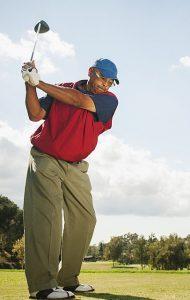 öka testosteron golf motion