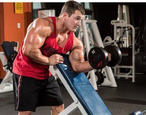 träna testosteron