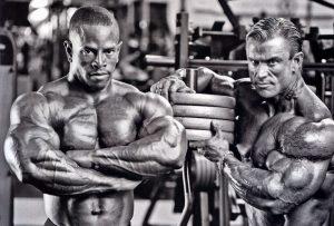 testosteron träning starka män